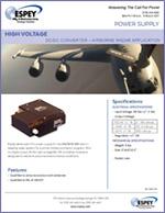 Espey Mfg  & Electronics Corp  | High Voltage Radar