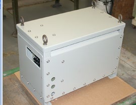 Power Transformer, Isolation